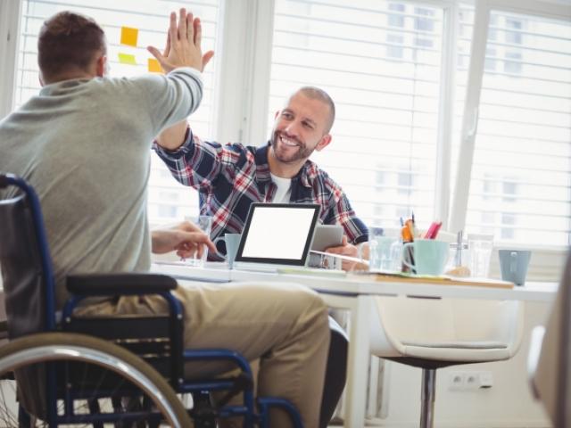 motivación laboral de las personas con discapacidad