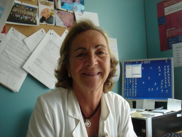 Hablamos con la Dra. Ampar Cuxart, toda una vida dedicada a la medicina física.
