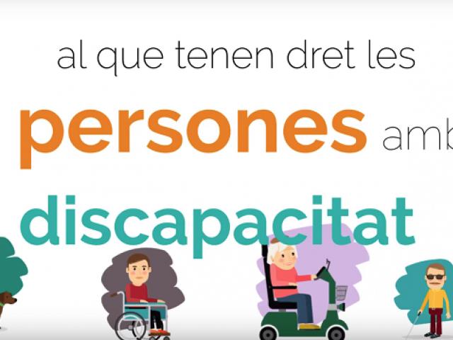 Com dirigir-nos correctament a persones amb discapacitat cognitiva i/o intel·lectual?