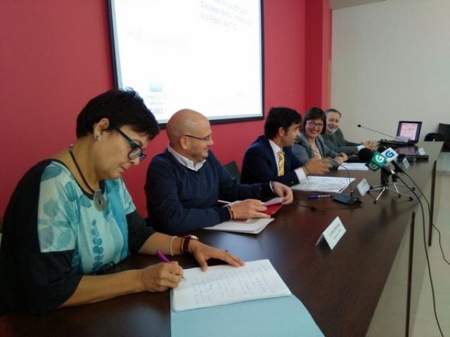 Presentación del estudio Discapacidad y TIC en Santiago