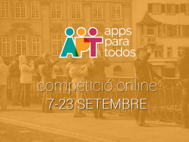 Apps per a Tothom Competició online
