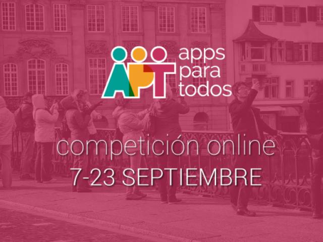 Apps para Todos Competición online