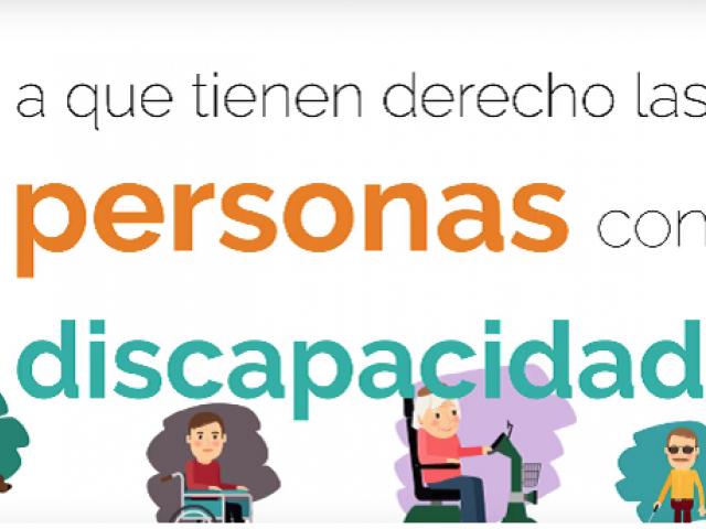 ¿Cómo debemos tratar correctamente a las personas con discapacidad cognitiva y/o intelectual?
