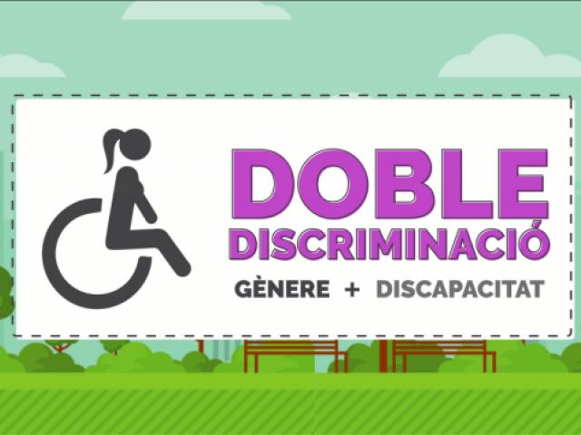 Les dones amb discapacitat també exigeixen la igualtat
