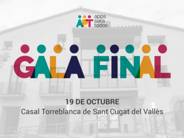 Gala Final Apps para Todos
