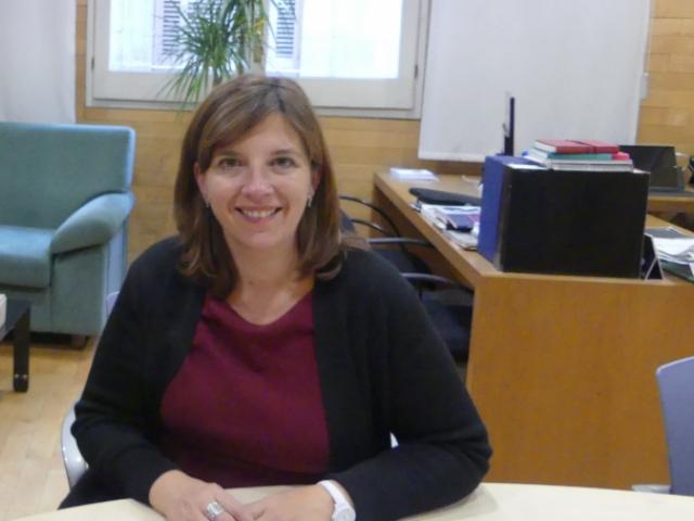 Parlem del pla d'accessibilitat universal de Barcelona amb tinenta d'Alcaldia de Drets Socials de Barcelona Laia Ortiz