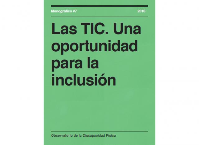 Las TIC. Una oportunidad para la inclusión