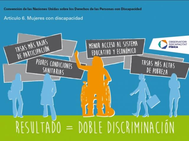 Dones amb discapacitat