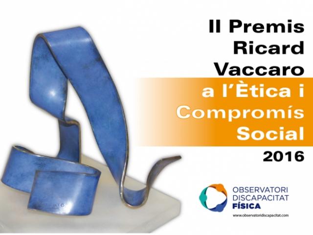 Premis Ricard Vaccaro