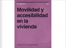 Monográfico 4: Movilidad y accesibilidad en la vivienda
