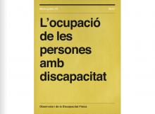 Monogràfic 3: L'ocupació de les persones amb discapacitat